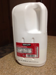 Costco milk